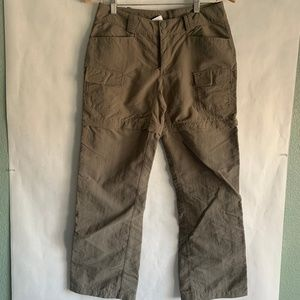The North Face Hiking Trails Pants Convertible 6s